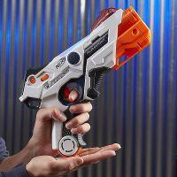 Nerf Laserová pištoľ Alphapoint Duopack - II. akosť 2