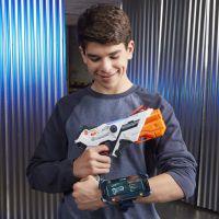 Nerf Laserová pištoľ Alphapoint Duopack - II. akosť 6