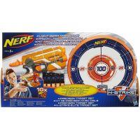 Nerf N-Strike Elite Pištoľ so svetelným zameriavaním a terčom 4