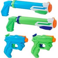 Nerf SuperSoaker Floodt ic 4 ks blásterov