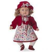 Nines bábika Celia Barret 45 cm mechanická 31481