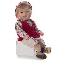 Nines bábika Celio Barret 45 cm mechanická 31471