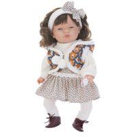 Nines bábika Minerva Foxy 45 cm mechanická