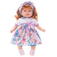 Nines bábika Tita Coleccion Ryšavá 45 cm mechanická