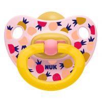 NUK dudlík Classic Happy Kids LAV3 ananas