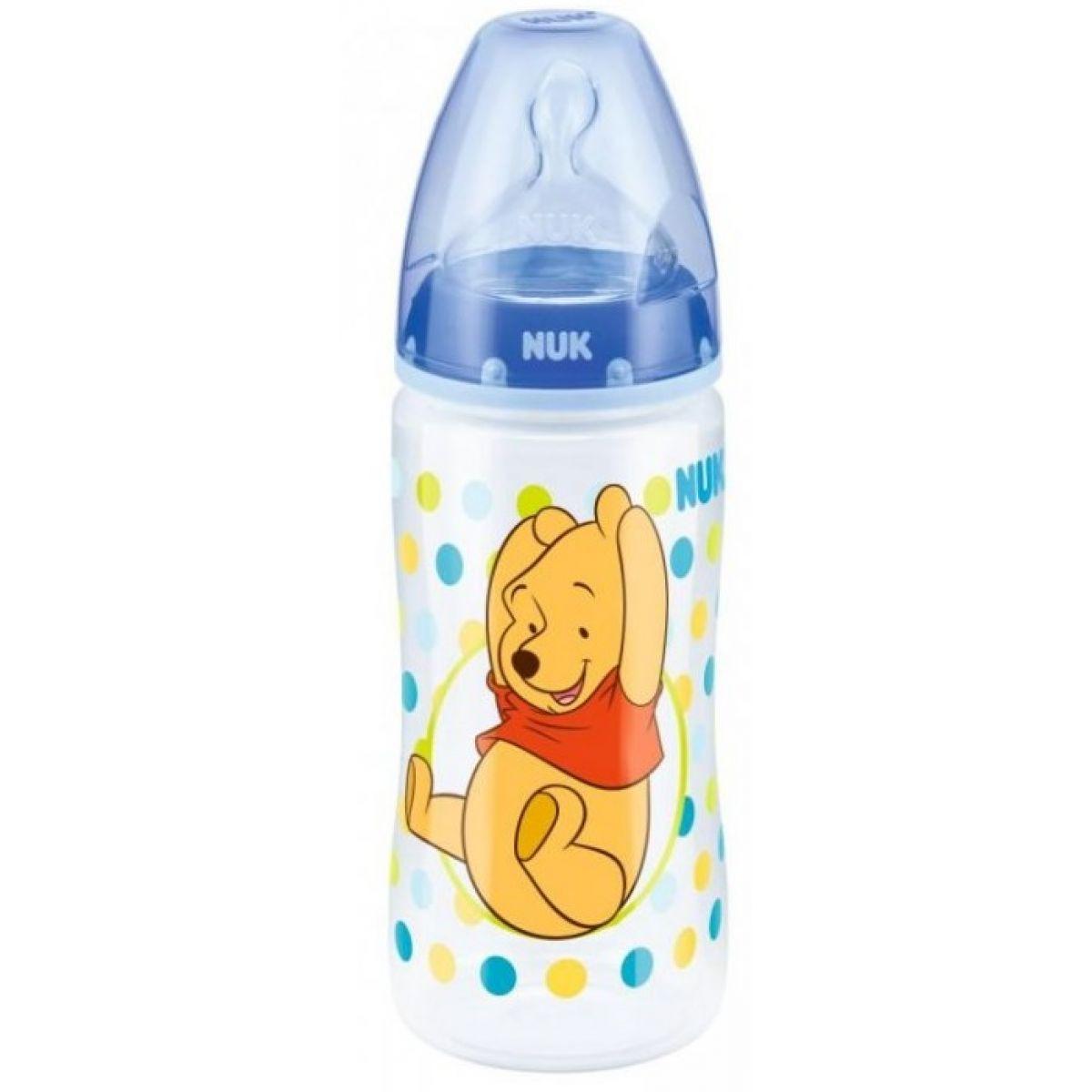 Nuk FC fľaša PP Disney Medvedík Pú 300ml