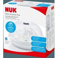 Nuk Sterilizátor do mikrovlnky Plus 2