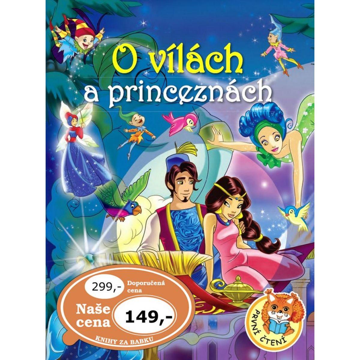 O vílach a princeznách