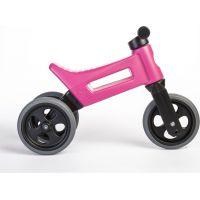 Funny Wheels Odrážadlo 2v1 ružové  2