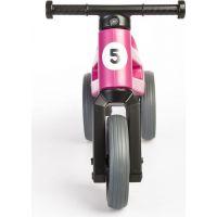 Funny Wheels Odrážadlo 2v1 ružové  3