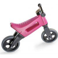 Funny Wheels Odrážadlo 2v1 ružové  5