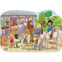 Orchard Toys Ve stáji 75 dílků 2