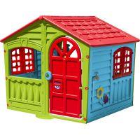 Palplay Domček House of Fun - Zelenomodrý