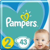 Pampers New Baby - Dry S2 43ks