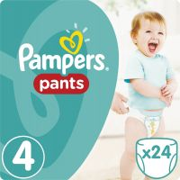 Pampers Pants Maxi 9 14kg Carry Pack S4 24ks
