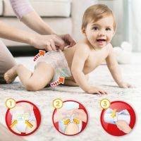 Pampers Pants Maxi 9 14kg Carry Pack S4 24ks 5