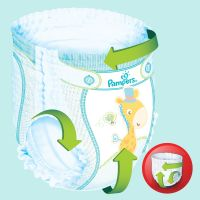 Pampers Pants Maxi 9 14kg Carry Pack S4 24ks 6