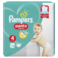 Pampers Pants Maxi 9 14kg Carry Pack S4 24ks 2