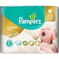 Pampers Premium Care 0 Newborn 30ks