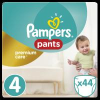 Pampers Premium Pants 4 Maxi 44ks