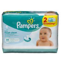 Pampers obrúsky Fresh Clean 2x64ks 3