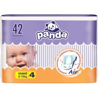Panda detské plienky Maxi á 42 ks