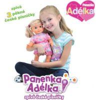 Made Bábika Adélka spievajúca