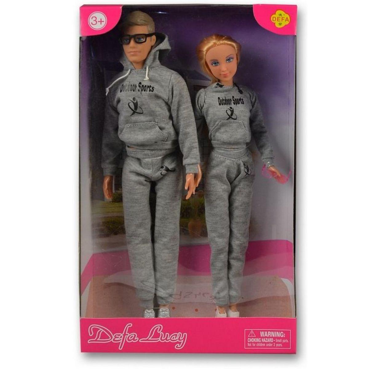 Bábika Lucy s Kenom