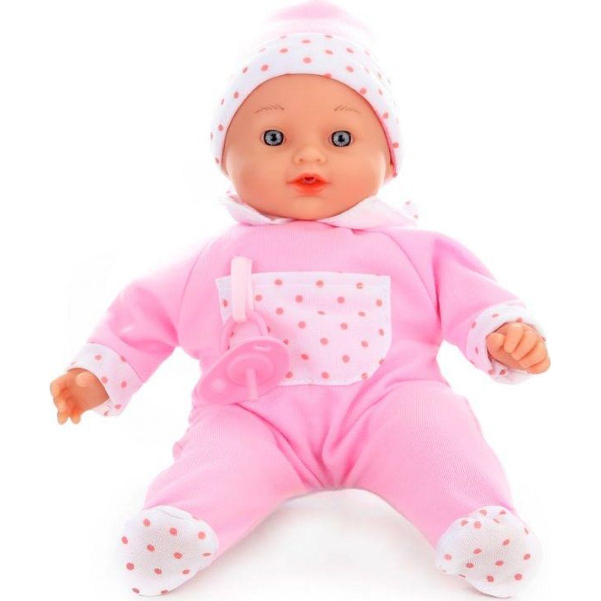 Bábika bábätko Plačúci ružové