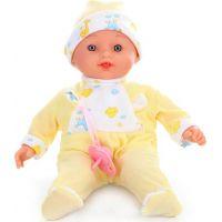 Panenka miminko brečící žluté - Poškozený obal