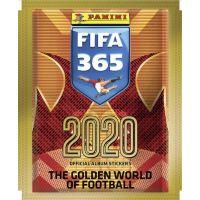 Panini FIFA 365 2019 - 2020 samolepky
