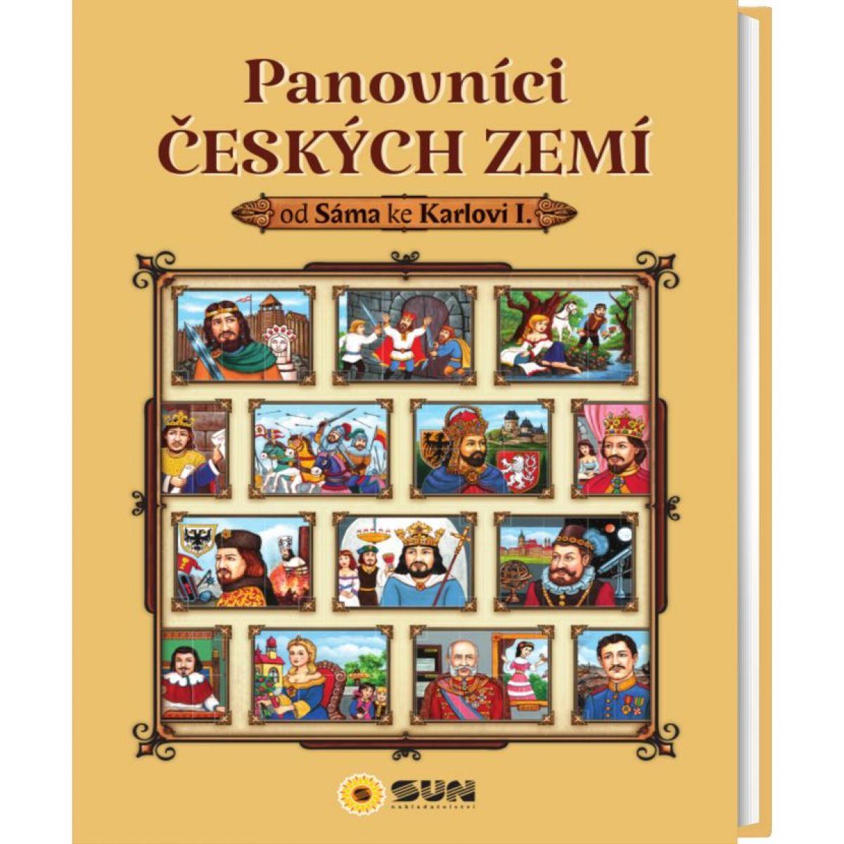 Panovníci českých zemí Od zrak Samov ku Karolovi I.