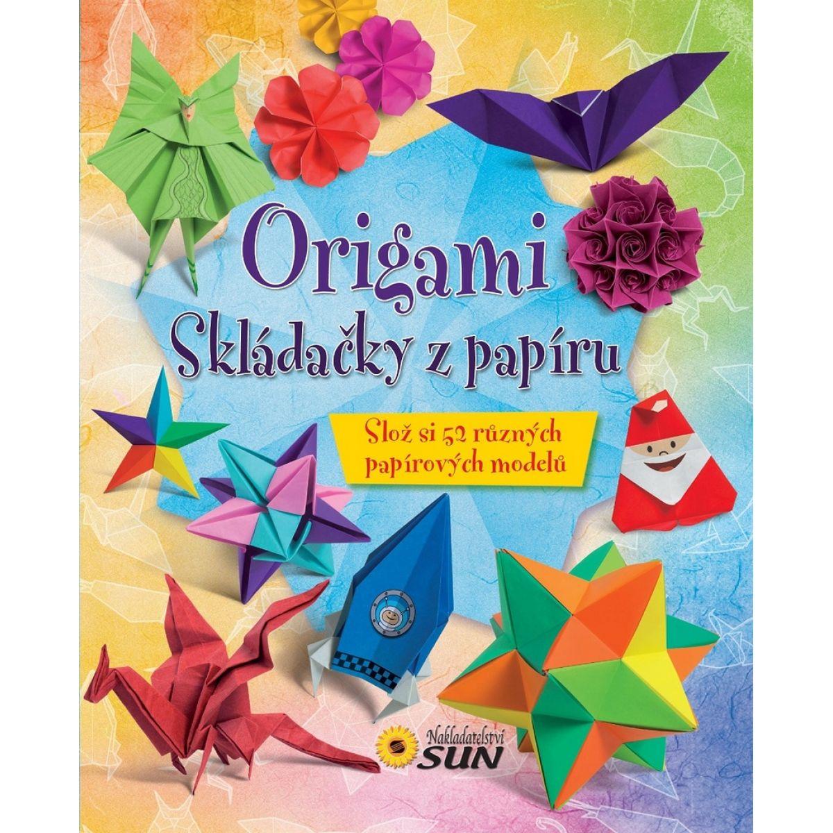 Papierové skladanie Origami