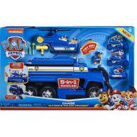 Spin Master Paw Patrol multifunkčné záchrannej auto 6
