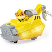 Spin Master Paw Patrol svietiace vozidlá hrdinov so zvukmi Rubble 3