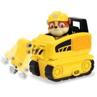 Paw Patrol Vozidlo s figurkou Ultimate Rescue Rubble