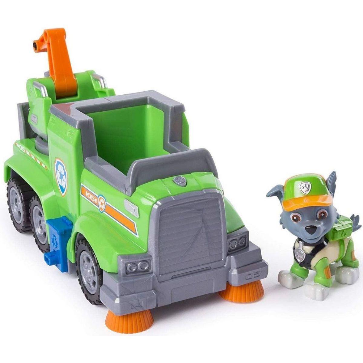 Paw Patrol Základné vozidlá Ultimate Rescue Rocky