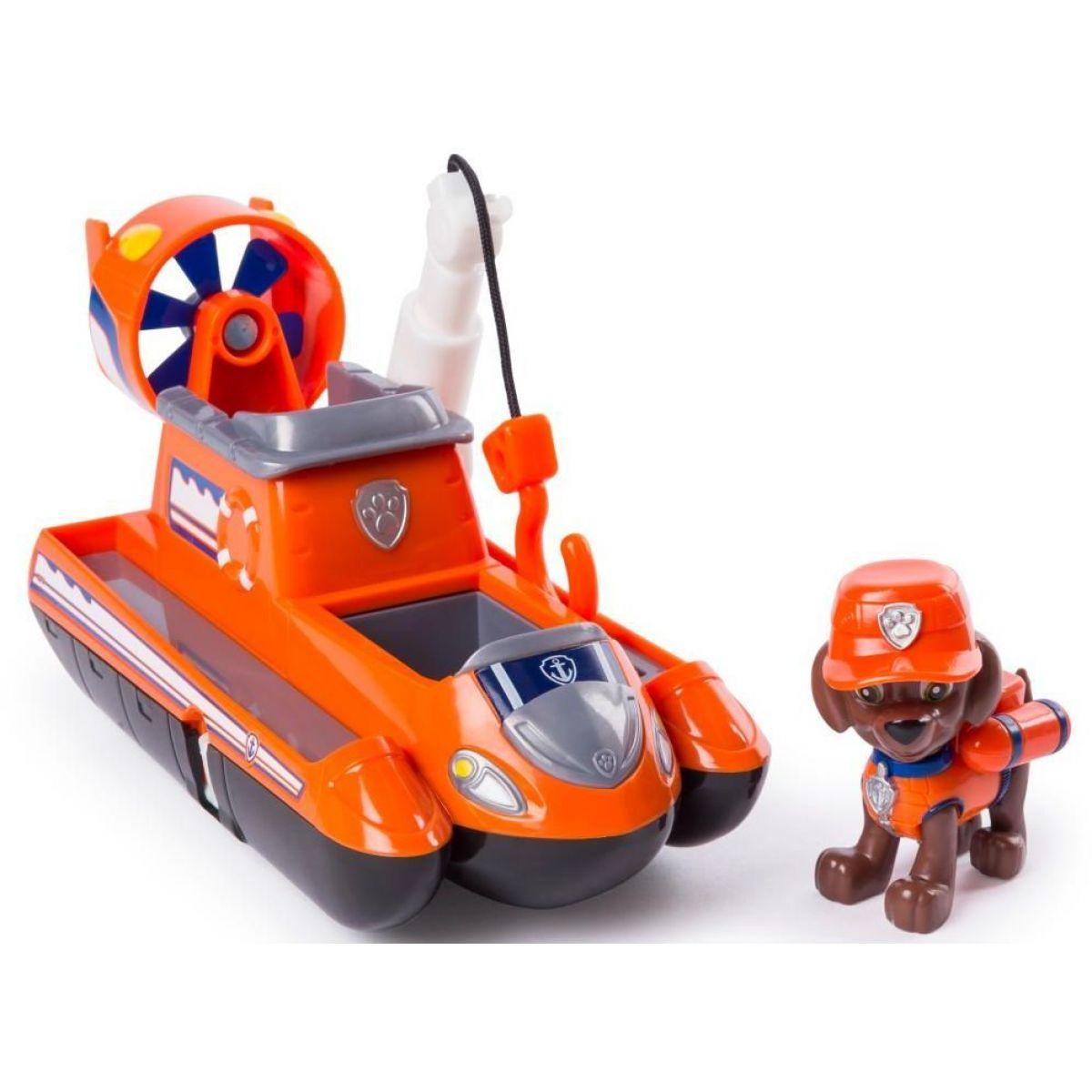 Paw Patrol Základné vozidlá Ultimate Rescue Zuma