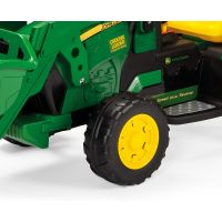 Peg Perego John Deere Ground Loader 6