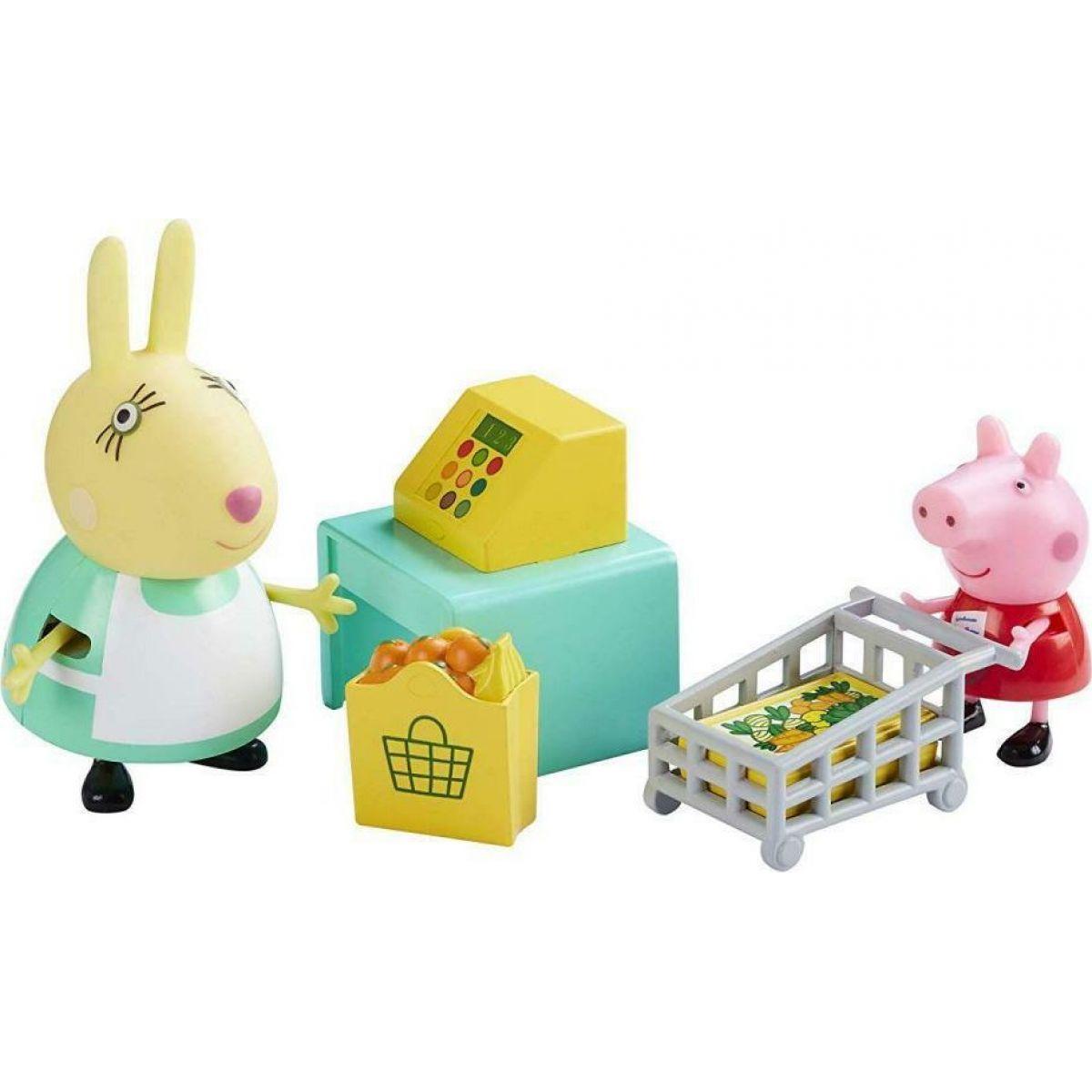 Peppa Pig Obchod 2 figúrky