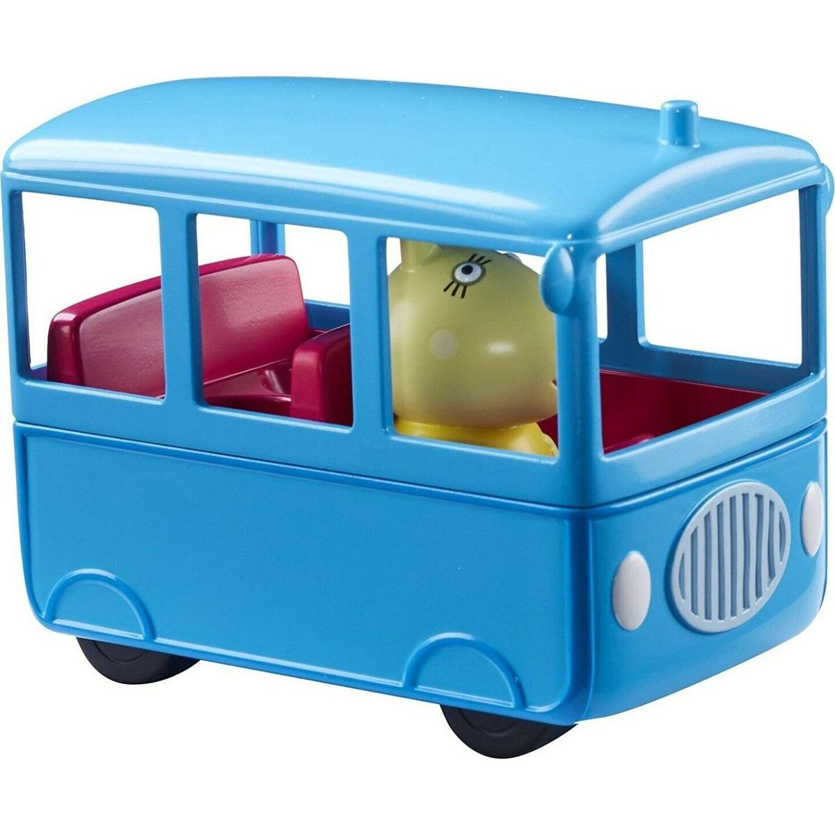 Peppa Pig školský autobus s figúrkou