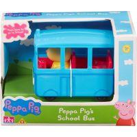 Peppa Pig školský autobus s figúrkou 3