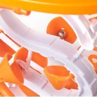 Perplexus mini hlavolam Oranžový Cascading Cups 2