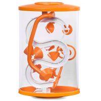 Perplexus mini hlavolam Oranžový Cascading Cups 3