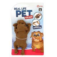Pes antistresový guma 14 cm