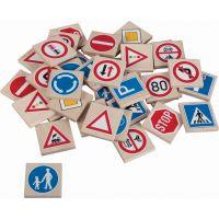 Detoa Pexeso: dopravné značky 3