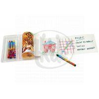 Pexi Doodle roll kreativní sada s pastelkami 4ks
