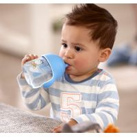 Philips Avent hrneček pro první doušky Premium 260 ml modrá 3