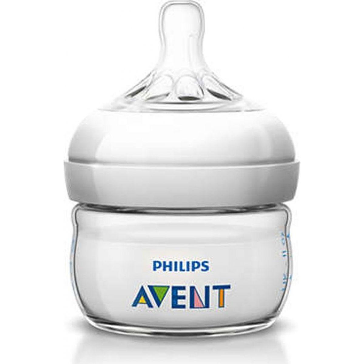 Láhev Avent Natural 60 ml