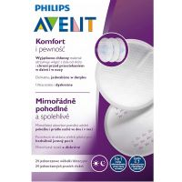 Philips Avent Prsní vložky jednorázové 24 ks